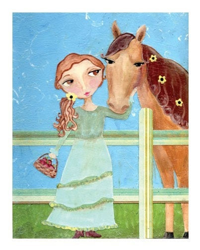 Now I Miss Riding Horses