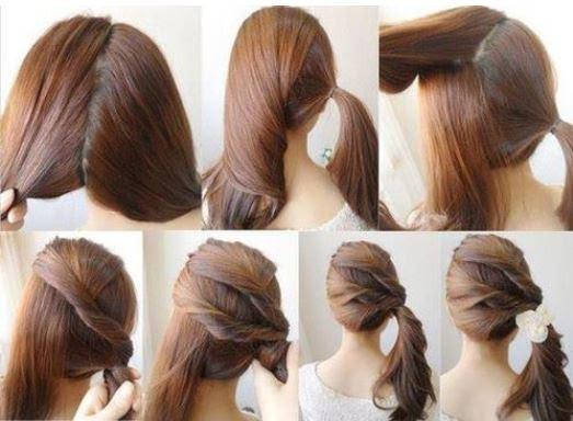 10 tutorial per avere dei fantastici capelli raccolti!
