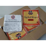 Wing Hing Egg Roll Wrap 16oz (PACK OF 12)