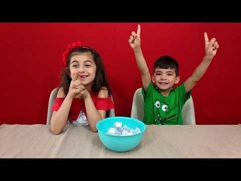 İngilizce Kelime Oyunları - 6 / Renkler, eşyalar, meyveler, hayvanlar ve vücudumuz