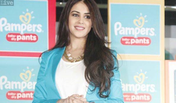 I'm ready for a comeback, says Genelia D'Souza