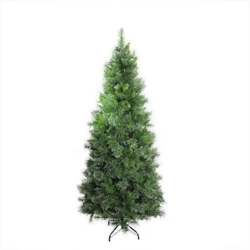 northlight 75 atlanta mixed artificial christmas tree in green