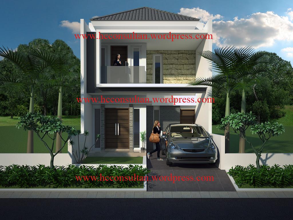 110 Gambar Rumah Minimalis 2 Lantai 6x12 Gambar Desain Rumah Minimalis