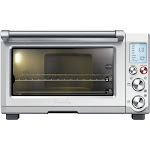 Breville - the Smart Oven Pro Convection Toaster/Pizza Oven - Silver