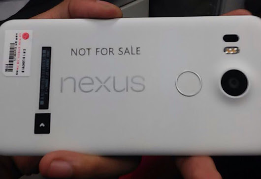 Convincing LG Nexus image shows fingerprint scanner, laser autofocus