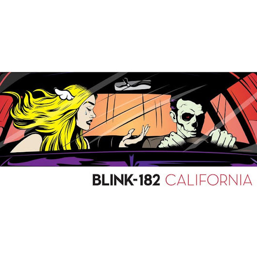 Spotify Web Player - California - blink-182