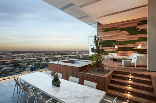 Brooklyn Balcony Designed For Outdoor Entertainment With Killer Views