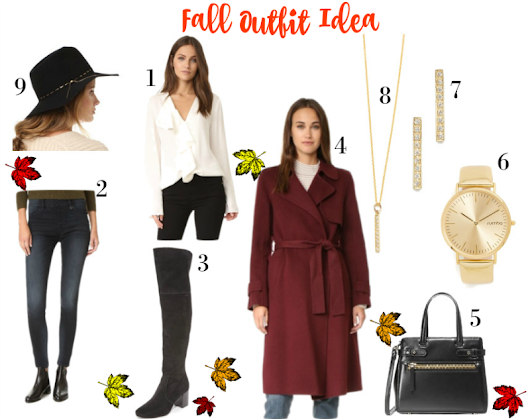 Outfit idea and weekly LINK UP - Beauty by Miss L