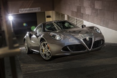 Alfa Romeo 4c Transmission Problems