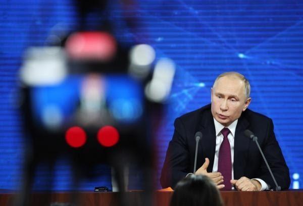 Gaz : Vladimir Poutine veut desserrer l'étau sur l'Europe