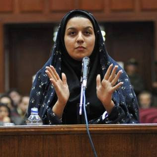 Reyhaneh Jabbari, giustiziata a Teheran