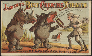 Jackson's Best Chewing Tobacco [front]