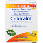 Boiron Coldcalm, Quick-Dissolving, Tablets - 60 count