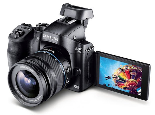 Samsung Will Give You a Free NX30 if You #DitchTheDSLR on June 4th in NYC