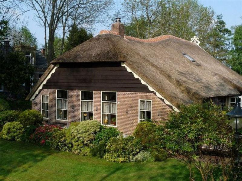 Giethoorn, a Veneza rural da Holanda 13