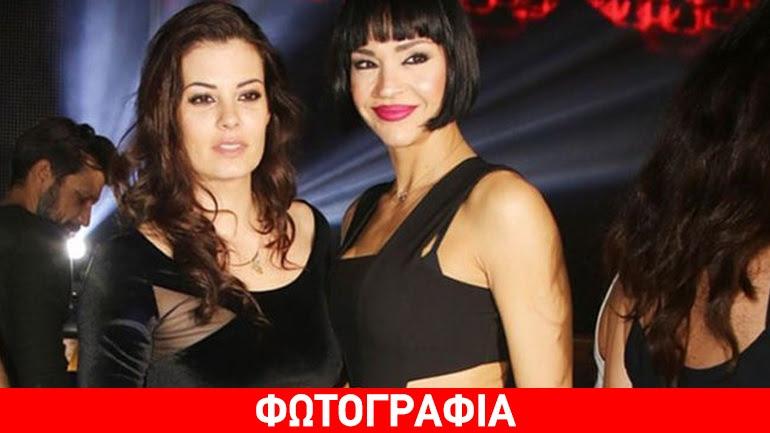 Κορινθίου-Καρρά: Γκριμάτσες και selfie με σουβλάκια στο καμαρίνι!
