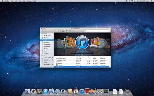 Mac OS X v10.7 (Lion)