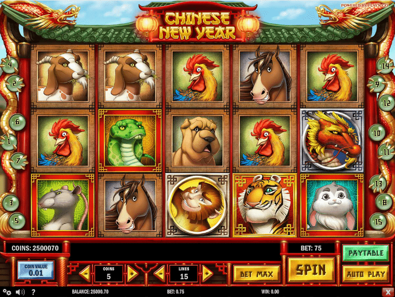 Chinese Zodiac (GameArt) Review.Chinese Zodiac (GameArt) from GameArt was presented to the gambling world on May 30, Players can play Chinese Zodiac (GameArt) using their Desktop, Tablet, Mobile.Chinese Zodiac (GameArt) payout percentage is %.You can play online using bets from $ to $ maximum.How to Play Chinese Zodiac (GameArt) for Fun/10().