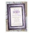 Southern Country Rustic Bridal Shower Invitations from Zazzle.com