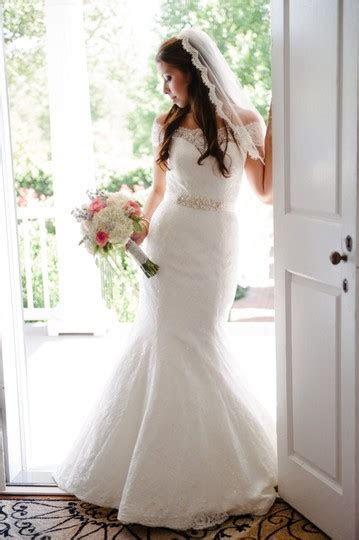 Augusta Jones Skyler Wedding Dress   Tradesy