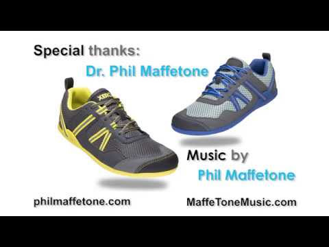 Phil Maffetone's FEET review the Prio