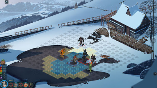 The Banner Saga for PS4, Xbox One launches January 12