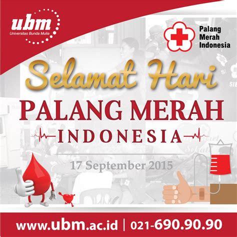 palang merah indonesia universitas bunda mulia