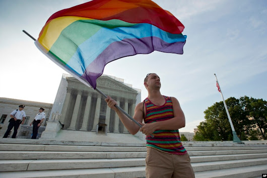 US Supreme Court Rules on Gay Marriage Restrictions