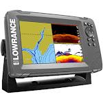 Lowrance HOOK2-7 SplitShot GPS 000-14290-001