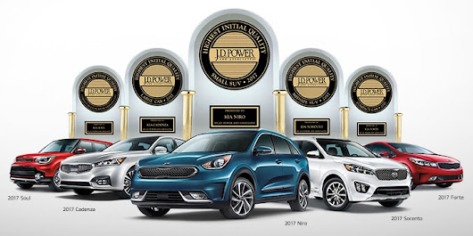 Current Promotions on new Kia models near Pittsburgh