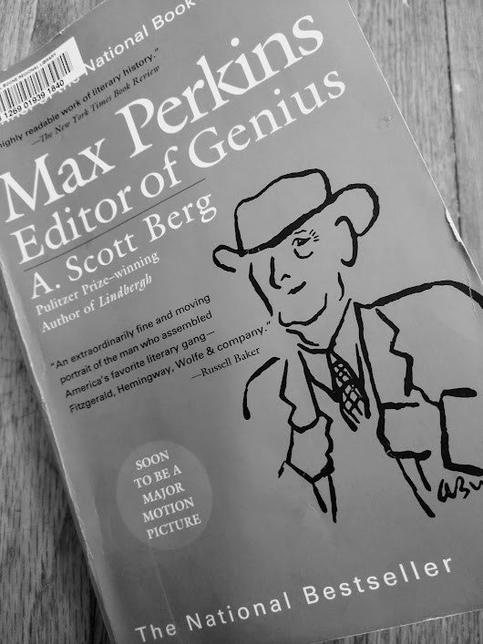 Review: Max Perkins Editor of Genius