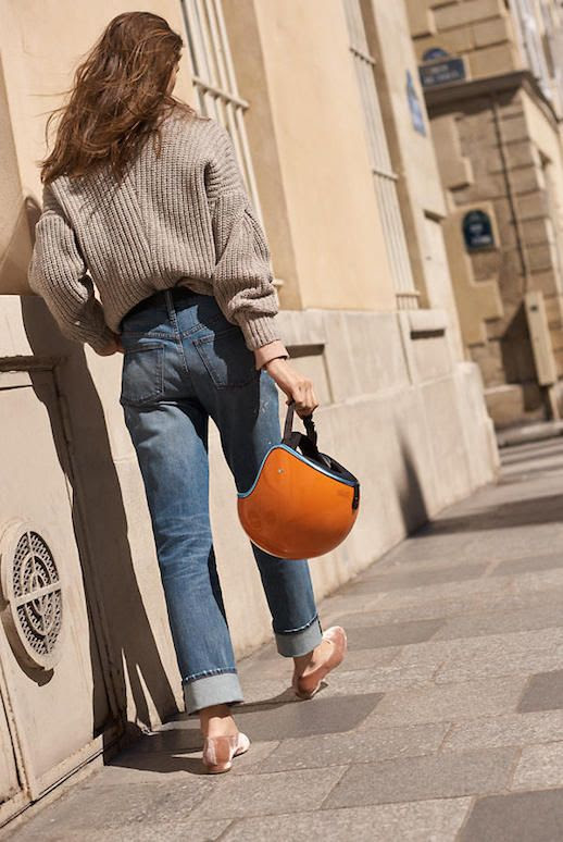 Le Fashion Blog Under $200 Must Have High Rise Slim Boyfriend Jeans Via Madewell