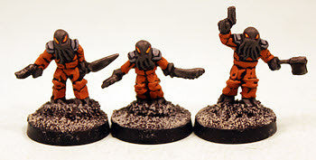 HOT89 Octopod Assault Troops