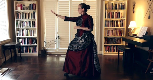 How to Do Karate in a Victorian Dress