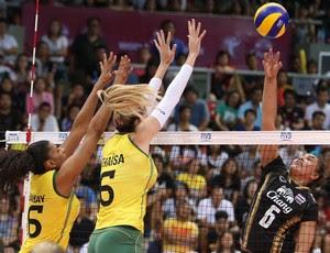 thaisa brasil x tailandia volei (Foto: Divulgação/FIVB)