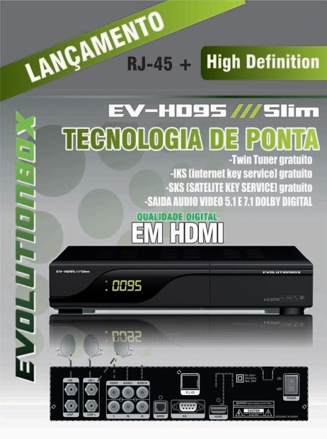 ATT  EVOLUTIONBOX EV 95SLIM HD VF135 - 29.12.2014