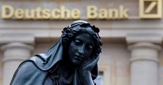 Deutsche Bank earnings results: $2.75 billion loss in fourth quarter