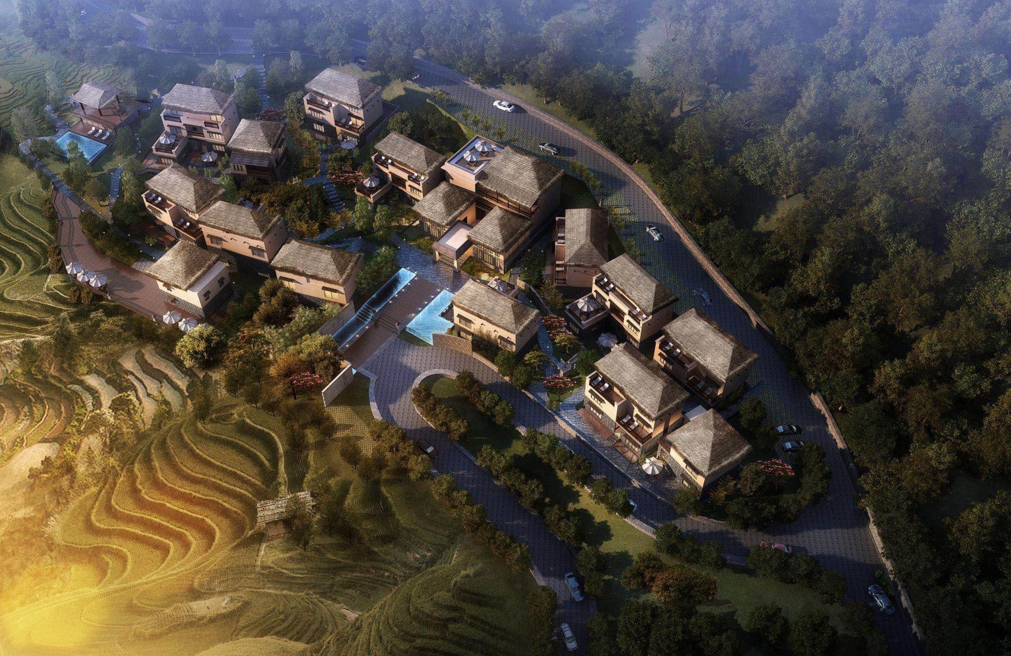 Oness Resort Yuanyang Terrace Discount