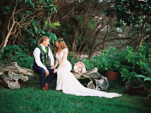 Pink and Lace: Betsy + Derek