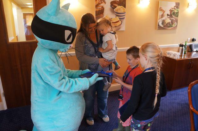 VIP Tour At Rodda's Cornish Clotted Cream HQ
