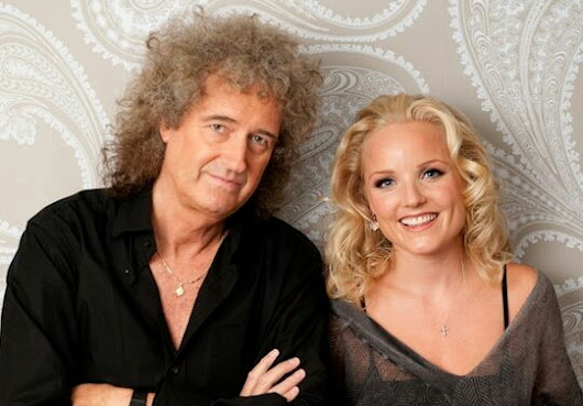 Song Spotlight: Brian May And Kerry Ellis – Golden Days