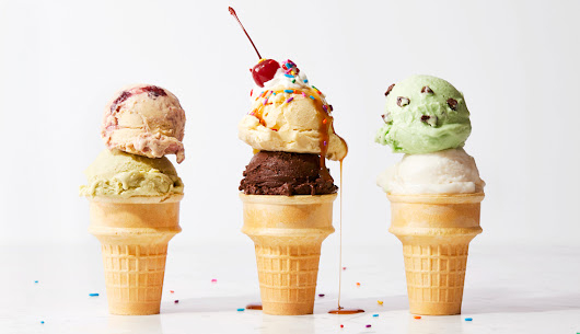 Enjoy National Ice Cream Month With Special Offers - AARP