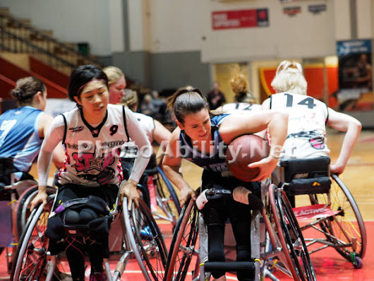 Womens National Wheelchair Basketball League 2016