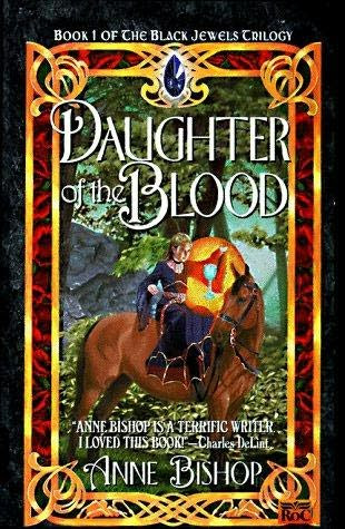 book cover of   Daughter of the Blood