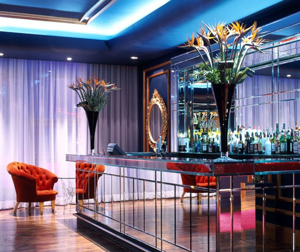 Sophisticated And Urban Interior Designs