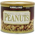 Kirkland Signature Peanuts, Super Extra-Large - 40 oz can