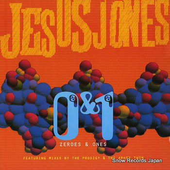 JONES, JESUS zeroes and ones