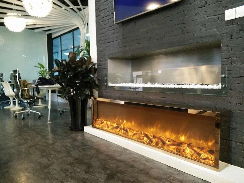 Trends For Modern Electric Fireplace Design images