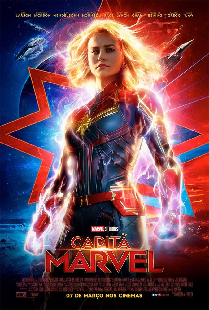 Resultado de imagem para Capitã Marvel (Captain Marvel) [2019]