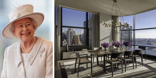 Even The Queen Of England Wants In On The NYC Real Estate Game